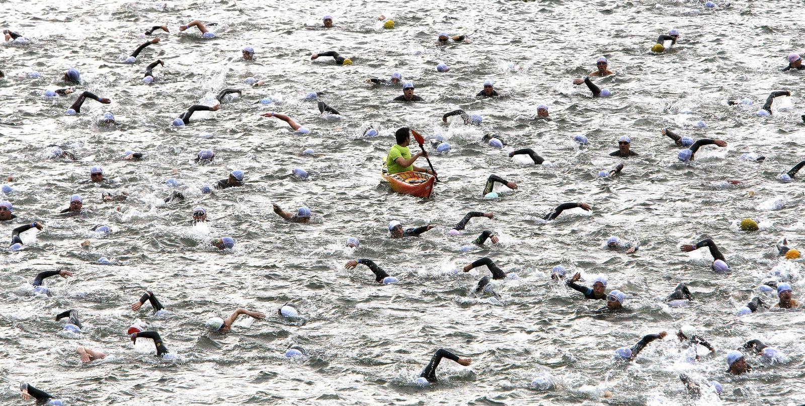 Triathlon bitte lächeln 14.7.