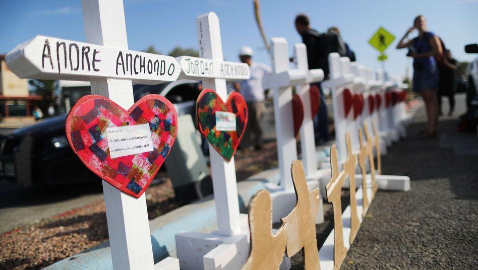 El Paso: Die Opfer dürfen nicht in Vergessenheit geraten