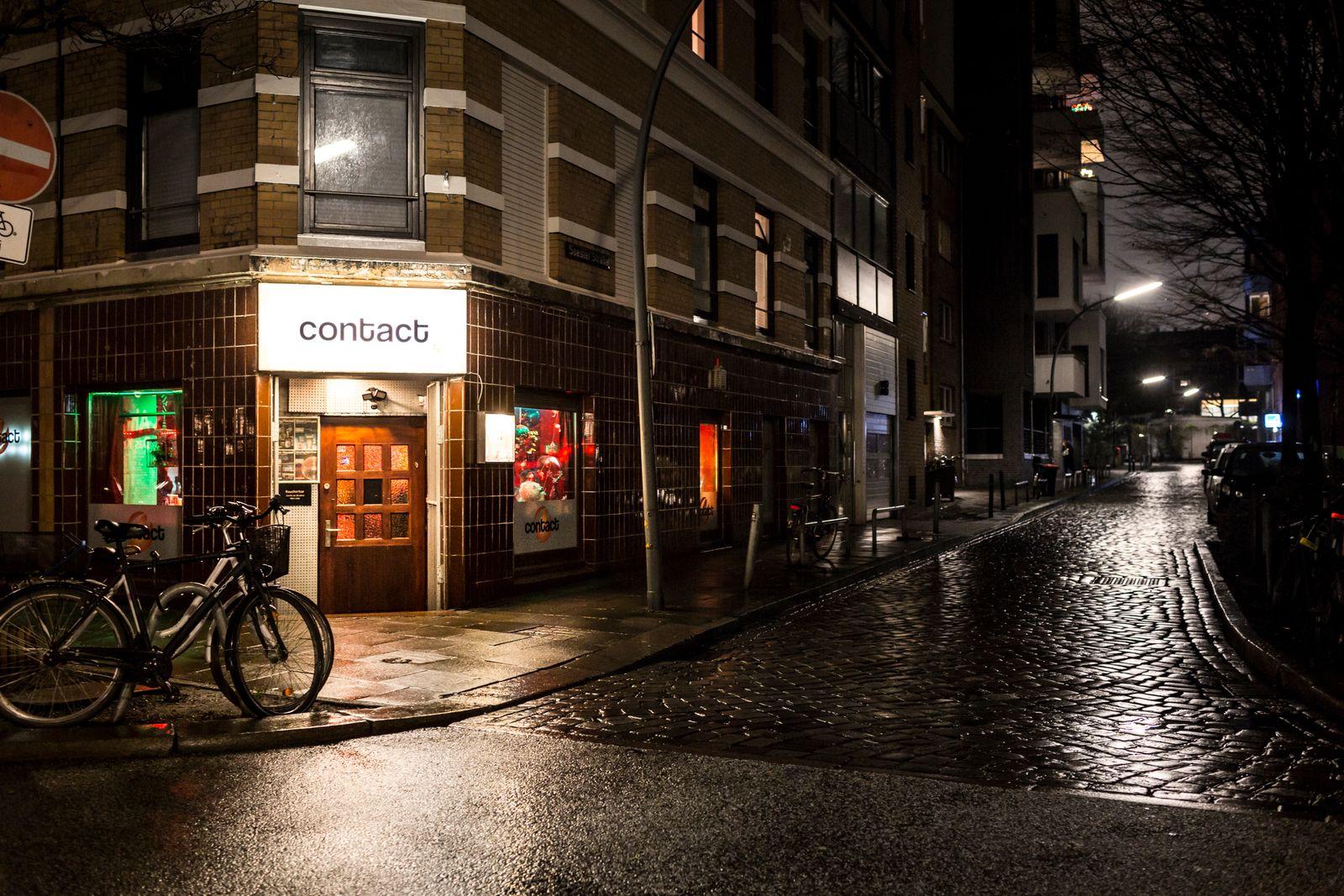 Schwul in der DDR - Contact Bar in St. Georg/Hamburg, Michael Dotzauer