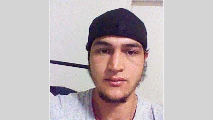 Suspect Anis Amri
