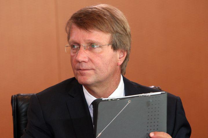 Kanzleramtsminister Pofalla: Neuer Auftritt vor dem Kontrollgremium