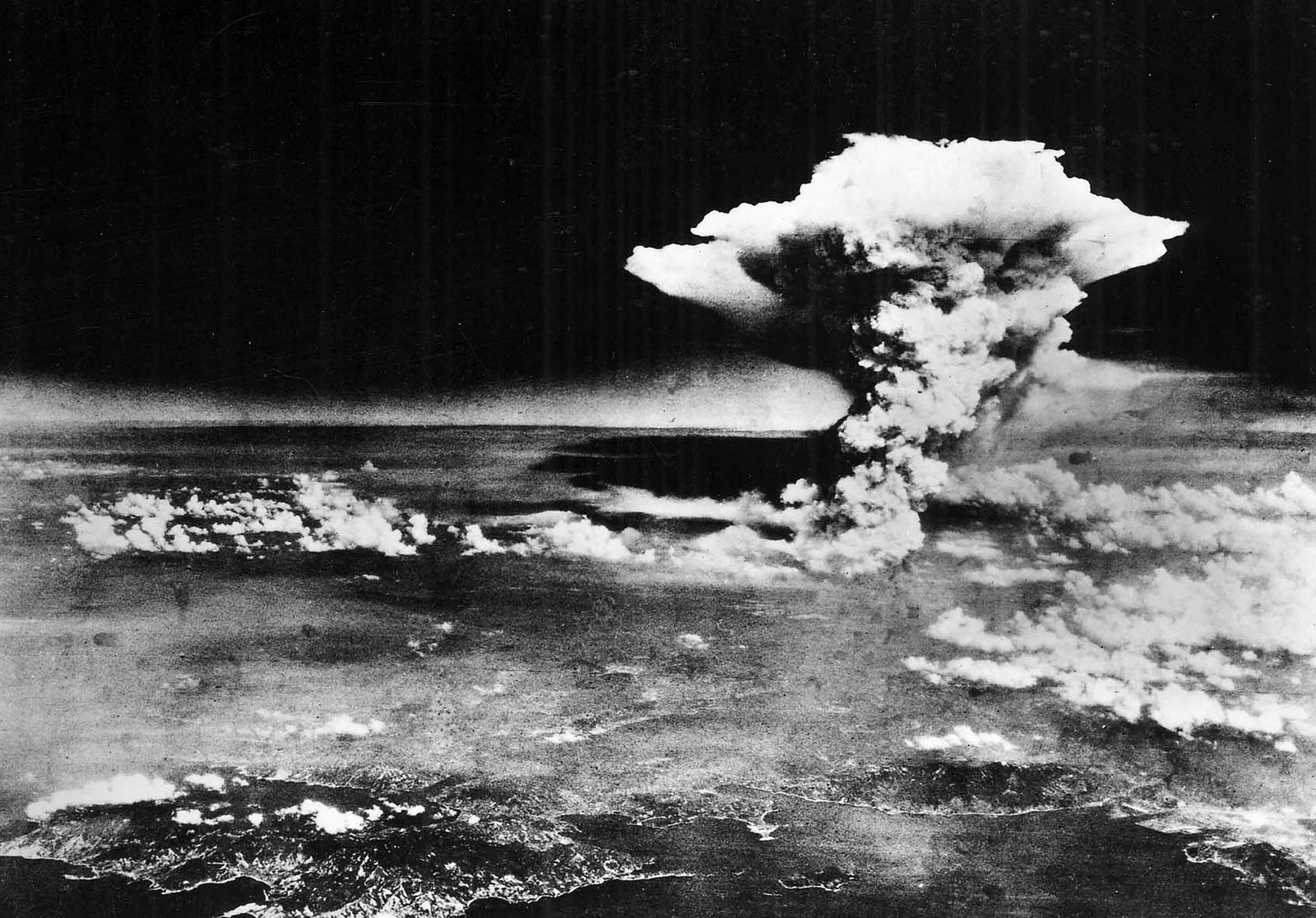 Japan/ Hiroshima/ Atompilz