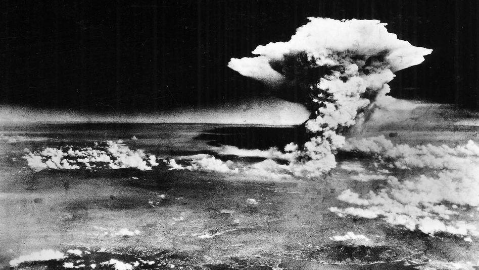 Atombombe in Hiroshima