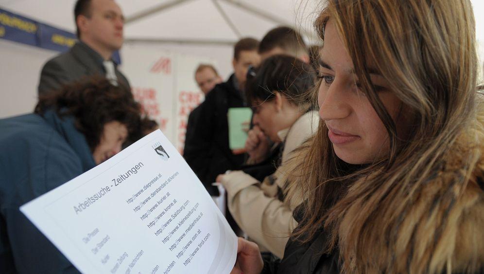 Ost-Anwerbung: Deutsche Jobmesse in Breslau