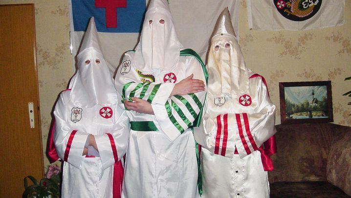 Klu-Klux-Klan in Deutschland: Rassistische Glaubenskrieger