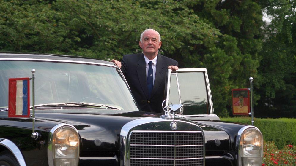 Bonner Republik: Chauffeur der Mächtigen