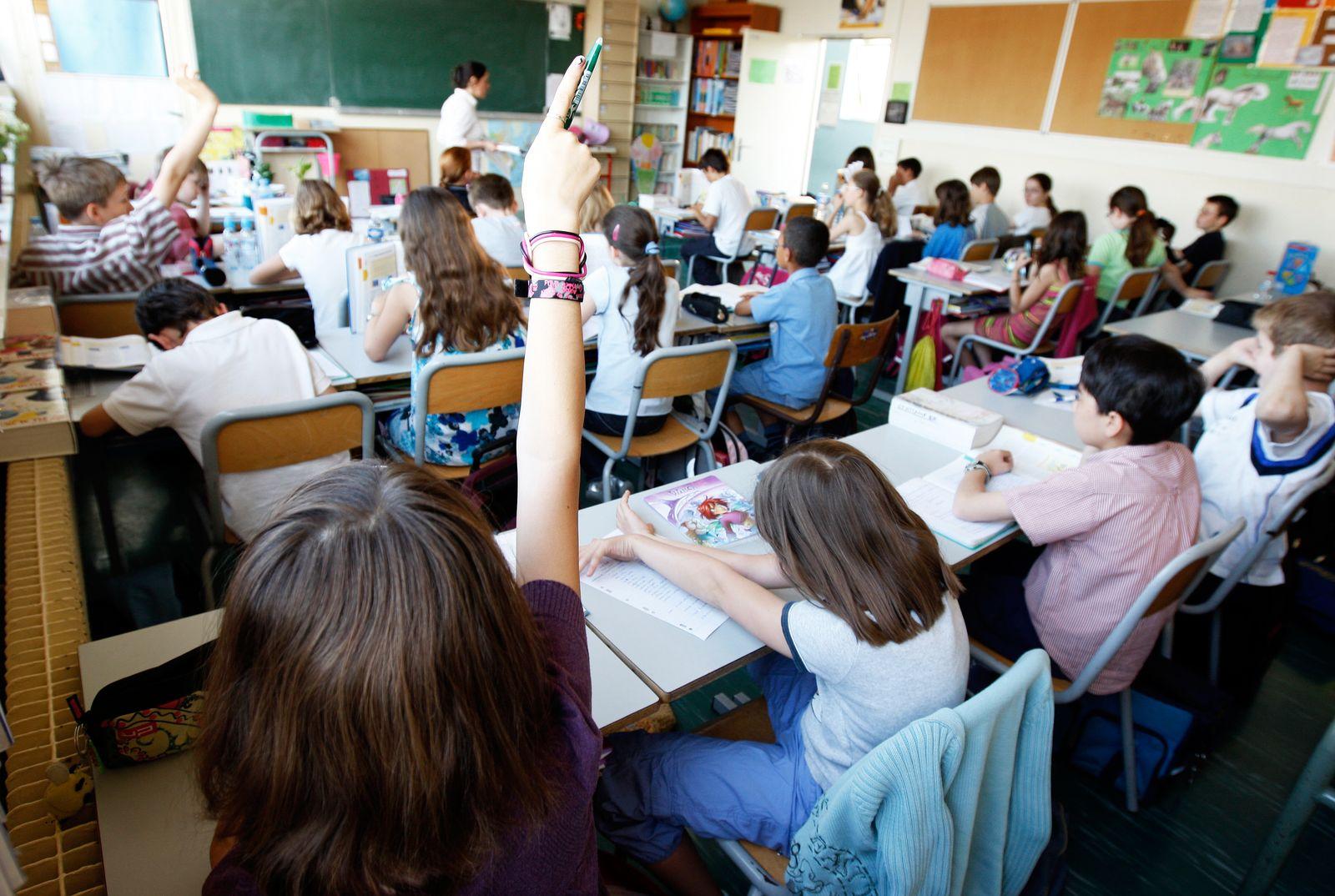 Frankreich / Schule / Schüler / Paris