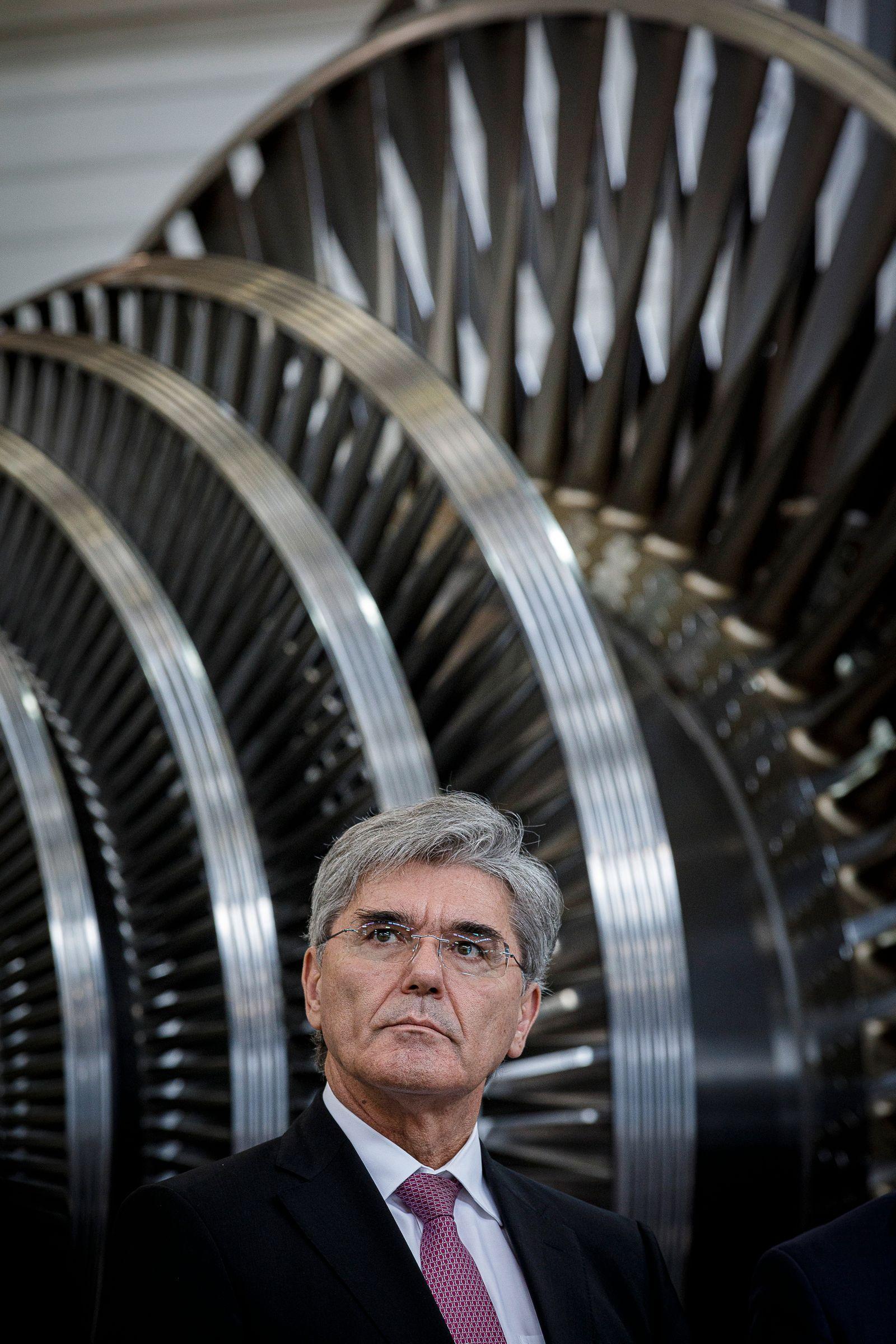 Bundeskanzlerin Merkel besucht das Siemens-Werk in Goerlitz