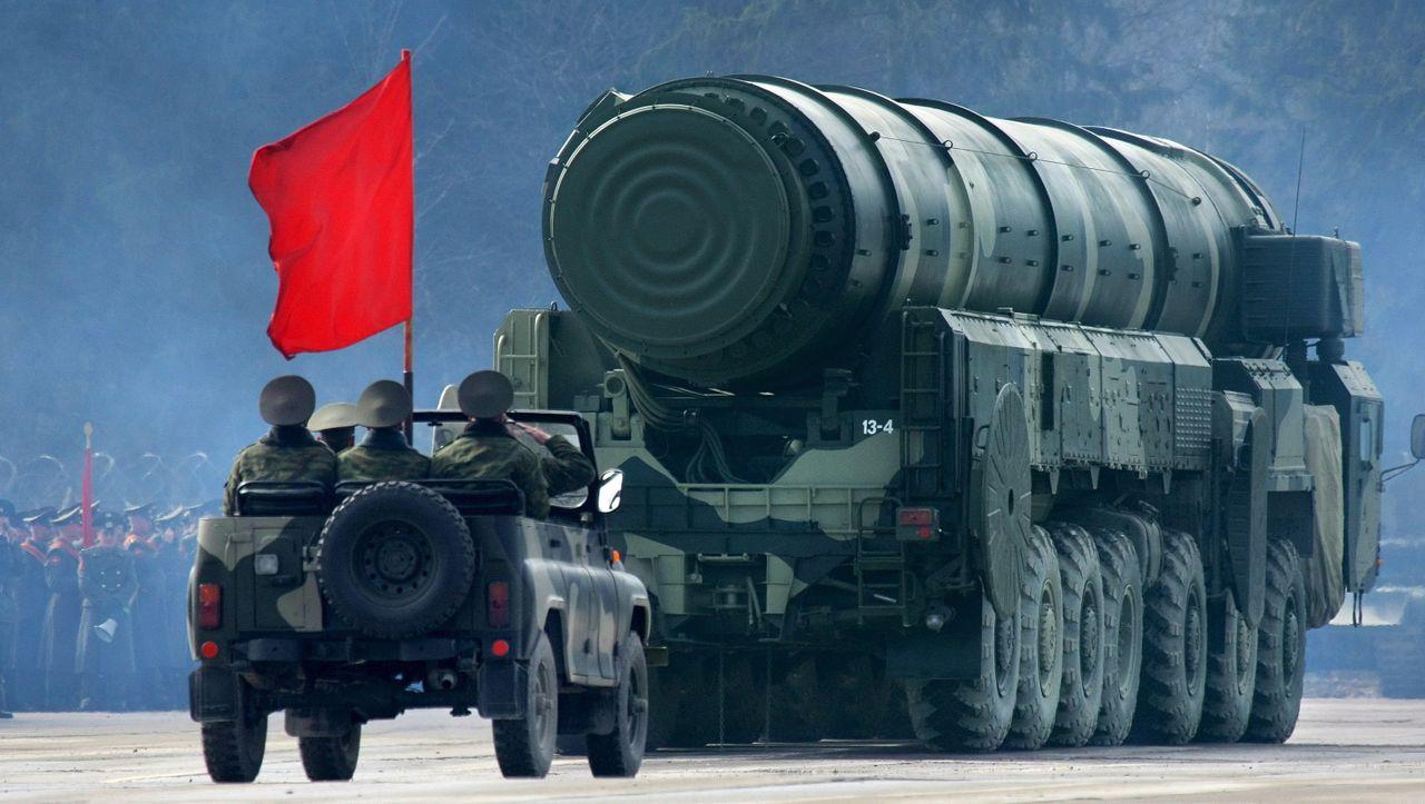 Atomwaffen: Forscher warnen vor neuem Wettrüsten - DER SPIEGEL - Politik