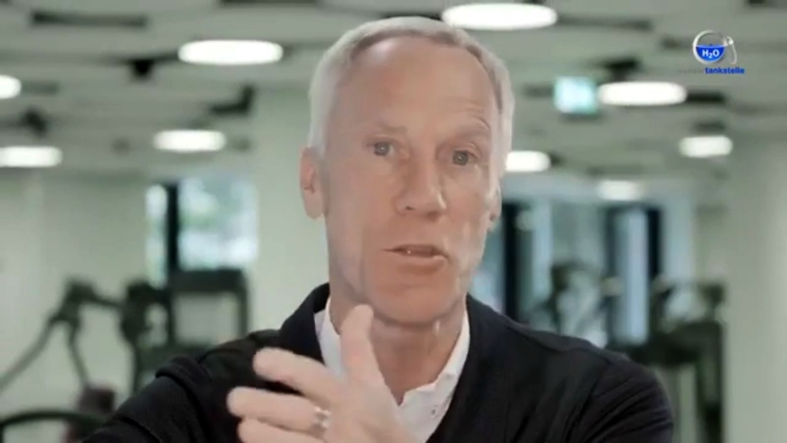 Screenshot Prof Dr Ingo Froböse Deutsche Sporthochschule Köln