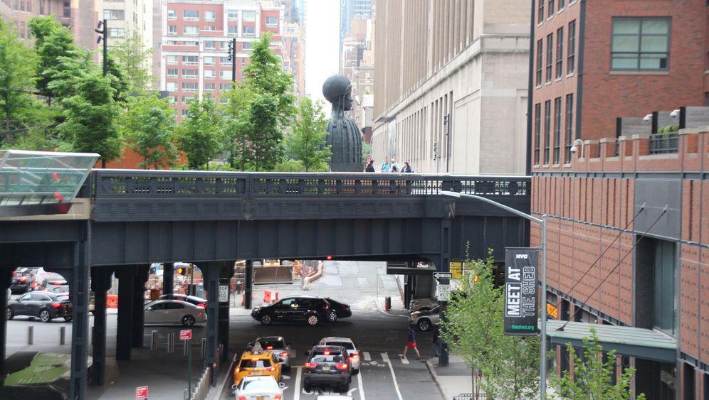 Manhattan: Auf Spur gebracht