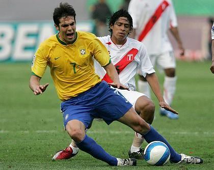 Brasilianer Kaká: Ein Tor reicht nicht zum Sieg