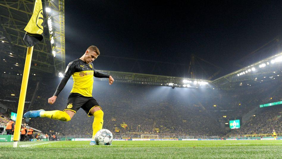 """Stadion von Borussia Dortmund: """"Der ganze Spieltag istanders"""""""