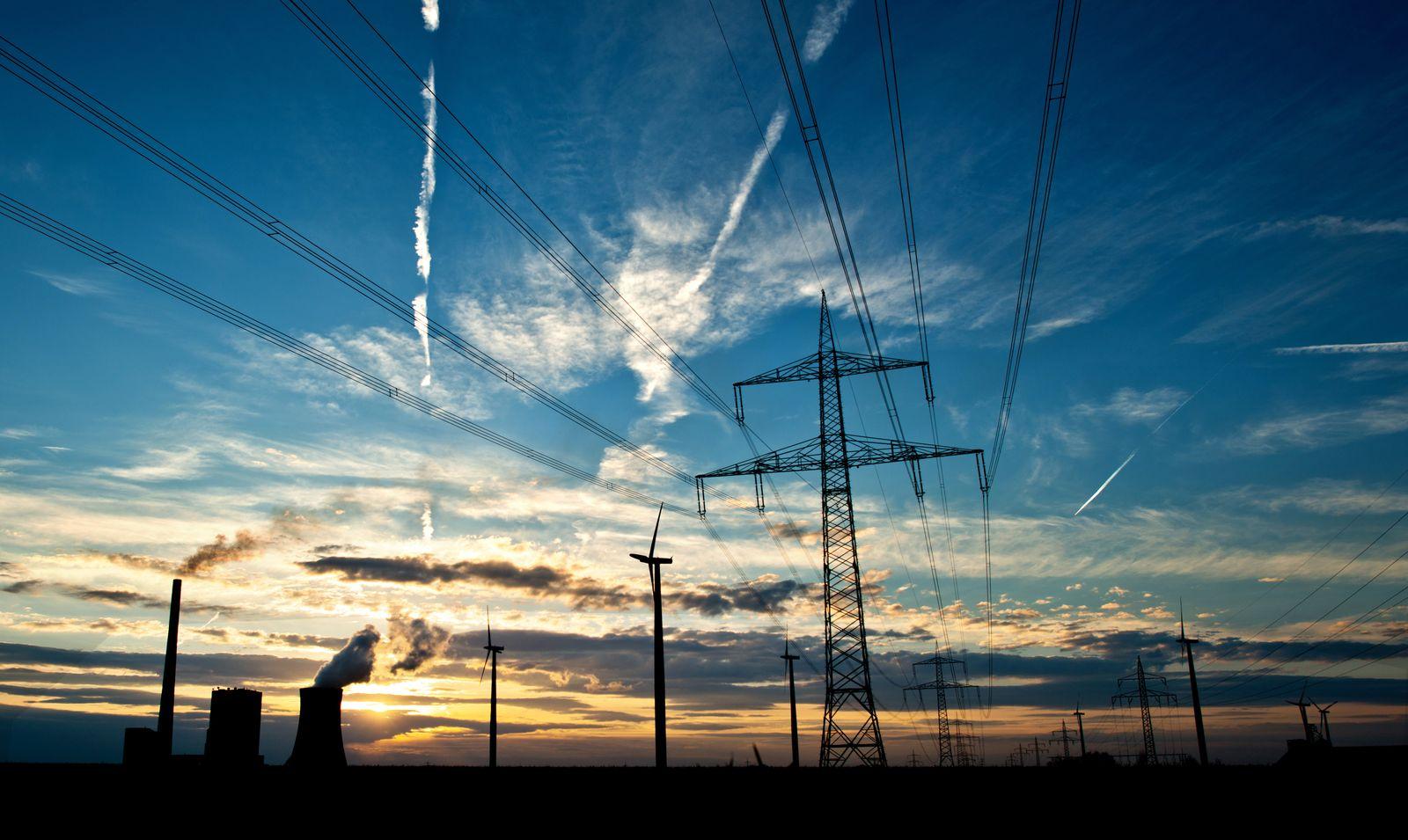 Energieversorgung in Deutschland / Steinkohle / Strom / Konjunktur