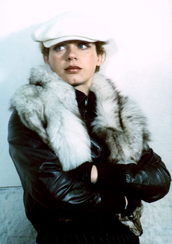 "Krößner im Film ""Solo Sunny"" 1980."
