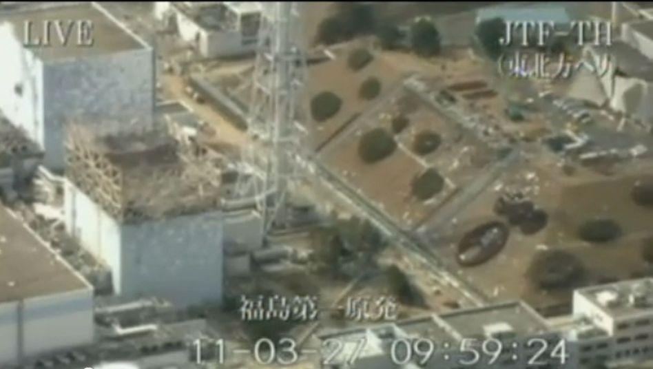 Atomkatastrophe in Japan: Plutonium-Leck alarmiert Japans Regierung