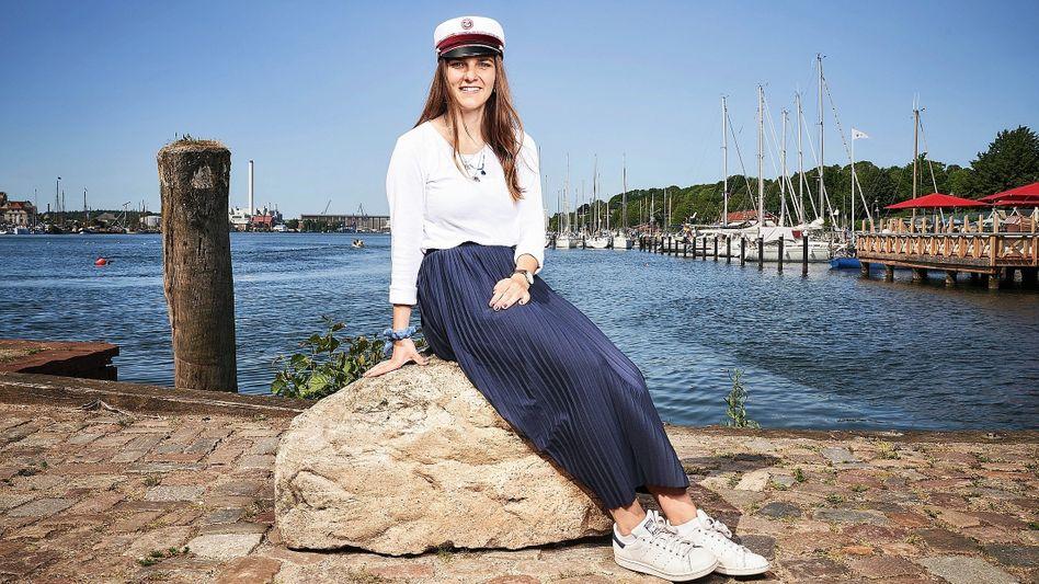 """Politikerin Rossberg in Flensburg:""""Ich habe es satt, dass jemand anderes für mich spricht"""""""
