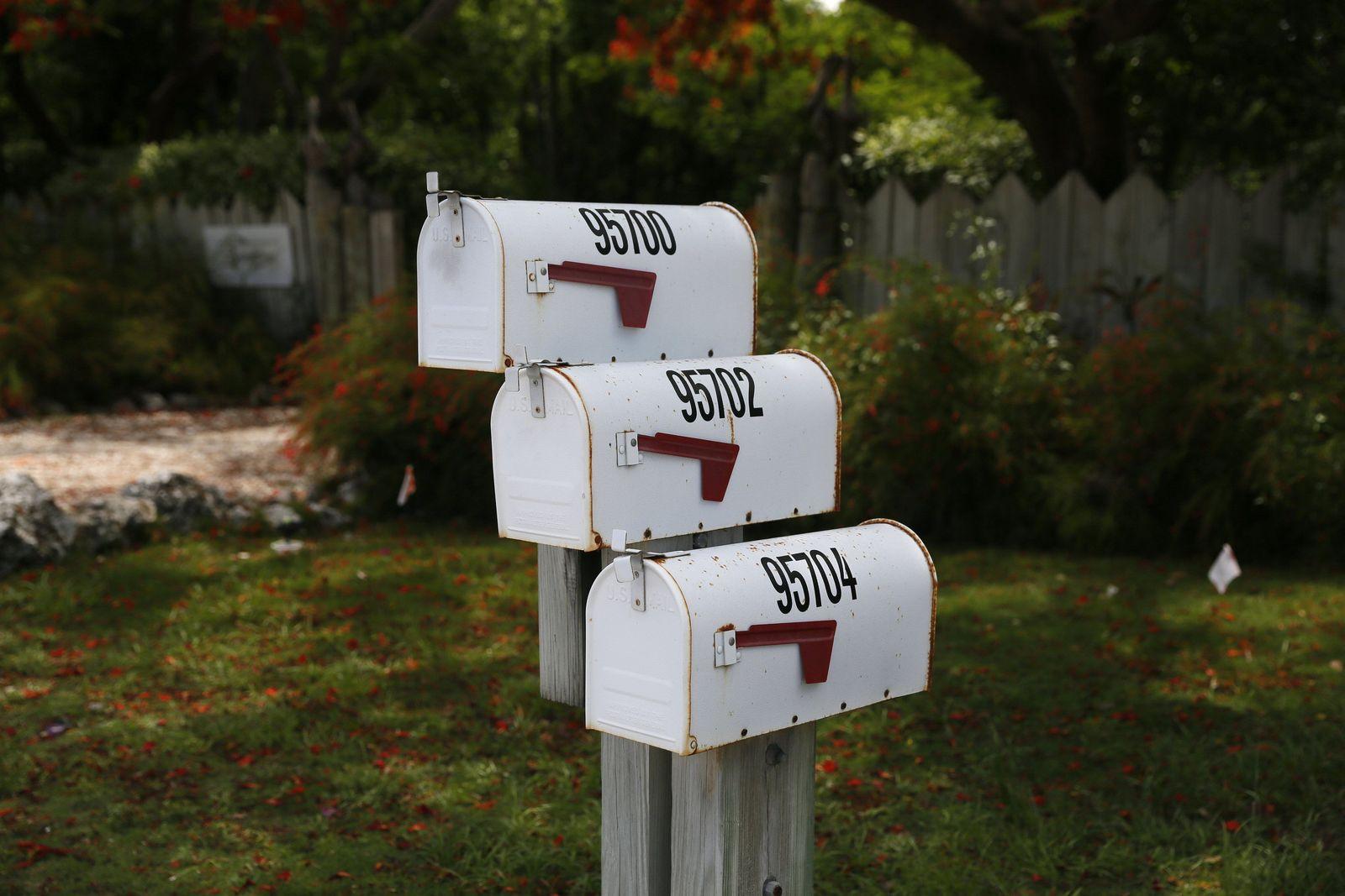 USA / Briefkasten