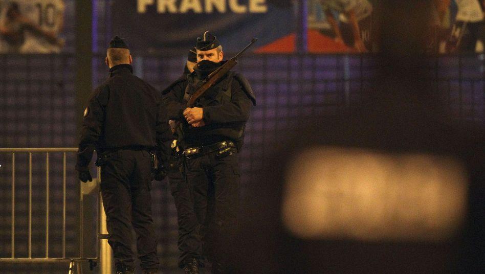 Terrorseriein Paris: Frankreich unter Schock