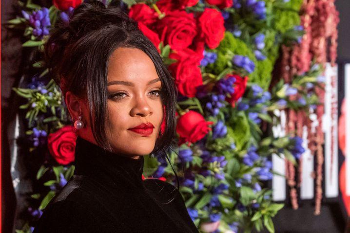 Rihanna in New York (Bild von 2019)