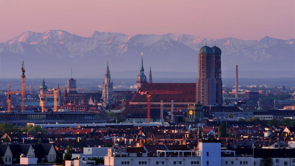 Wo man am besten lebt und arbeitet: München ist Champion