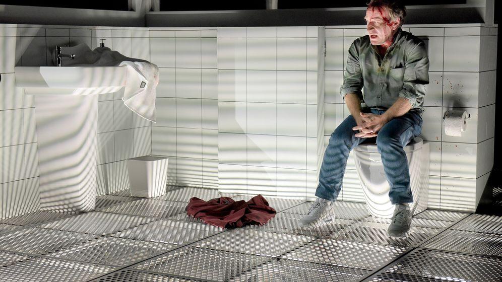 """""""Macbeth"""" in München: Diskussion in der Toilette"""