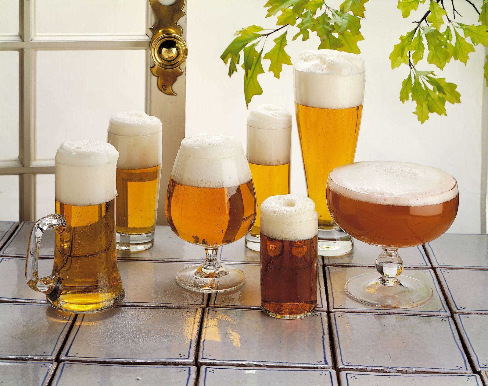 Biervielfalt / Bier / Biersorten