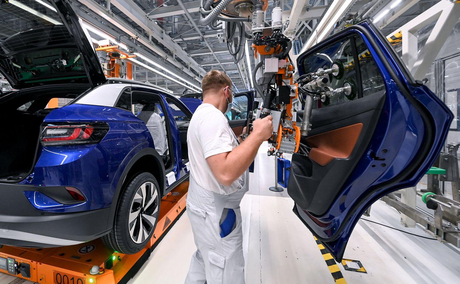 Industrie in Deutschland