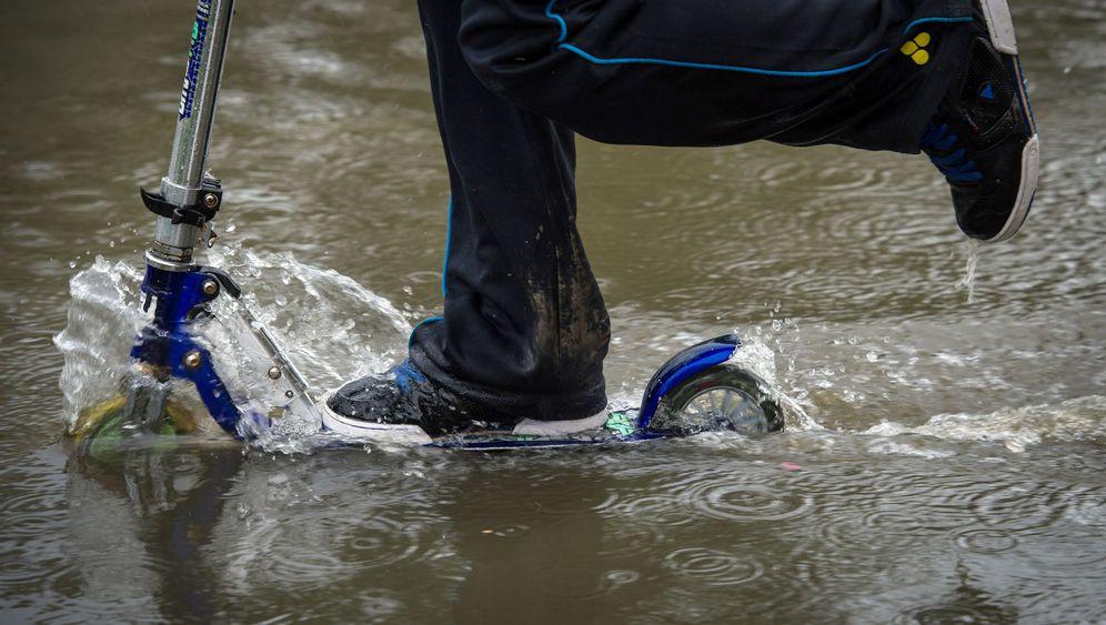 Katastrophenalarm: Deutschland versinkt im Wasser