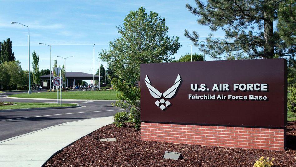 Luftwaffenbasis Fairchild in den USA