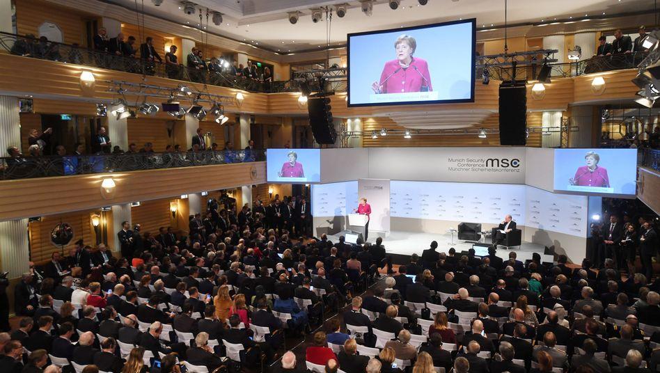 """Pressestimmen zur Sicherheitskonferenz: """"Zeugen der eigenen Machtlosigkeit"""""""