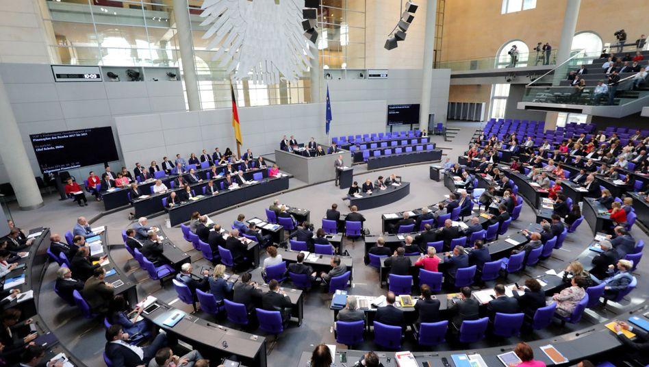 Nebeneinkünfte: Das sind die Top-Verdiener im Bundestag