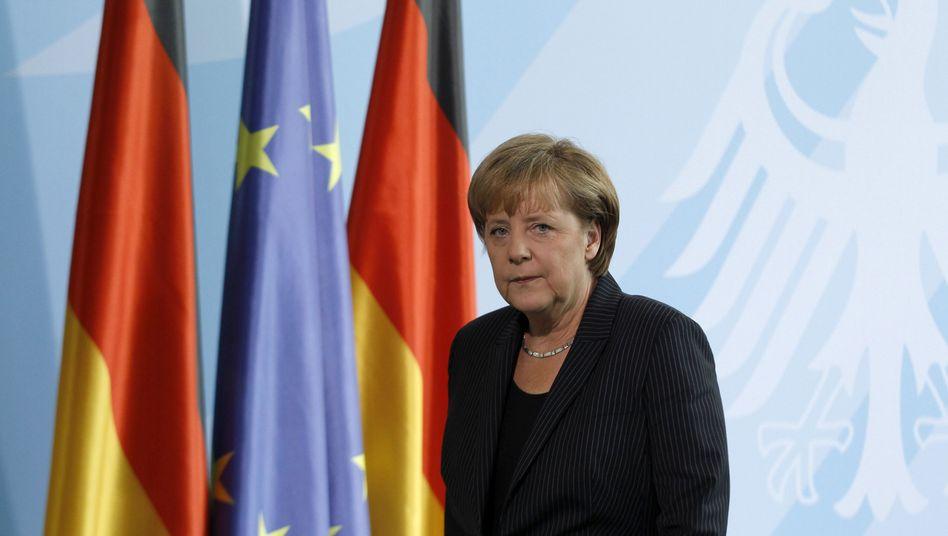 """Kanzlerin Merkel: """"Nicht wirklich versucht, die Krise zu lösen"""""""