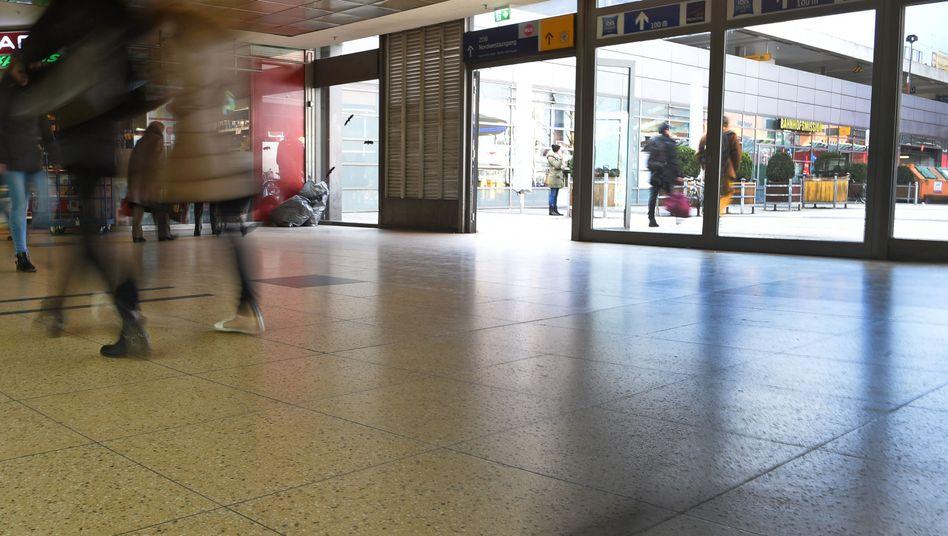 Tatort Hauptbahnhof Hannover