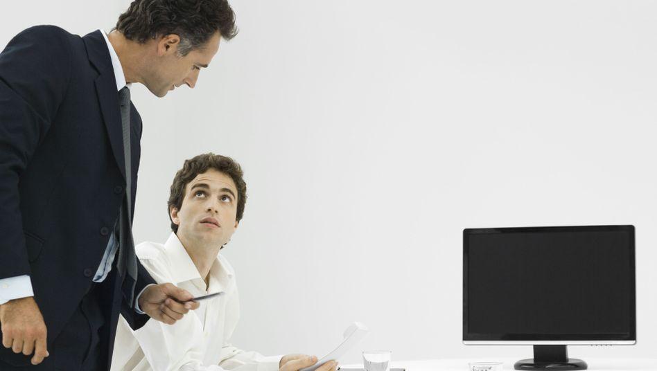 Kritikgespräch mitarbeiter