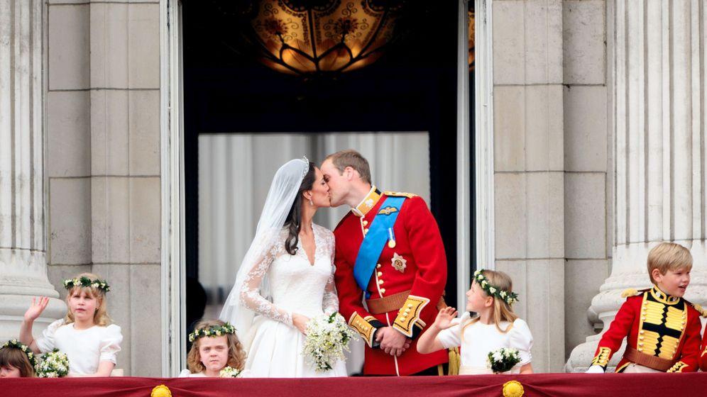 Die Hochzeit des Jahres: Die Braut! Das Kleid! Der Kuss!
