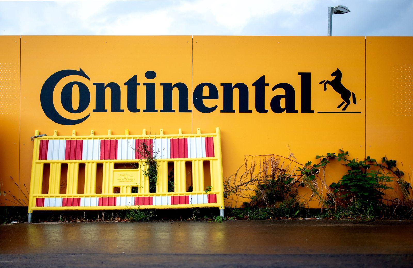 Autozulieferer und Reifenhersteller Continental