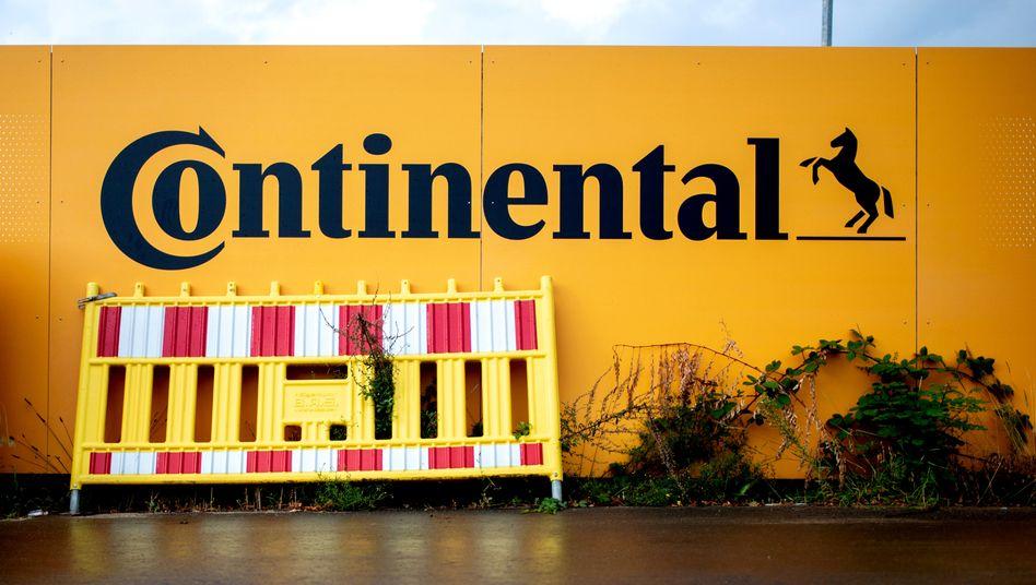 Erst im Juli wurden die Geschäftsräume von Continental durchsucht
