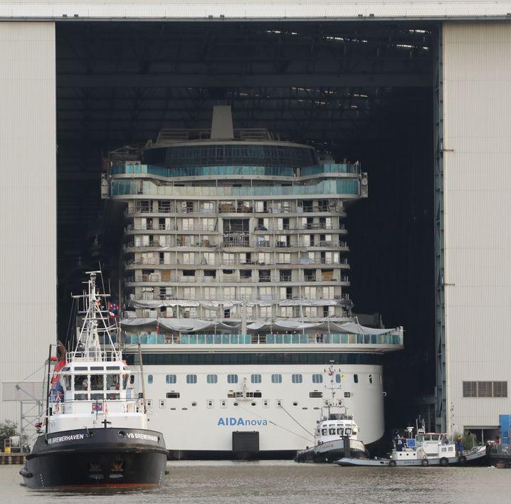 Fahren Kreuzfahrtschiffe bald mit mehr Balkonen - und ohne Rettungsboote?