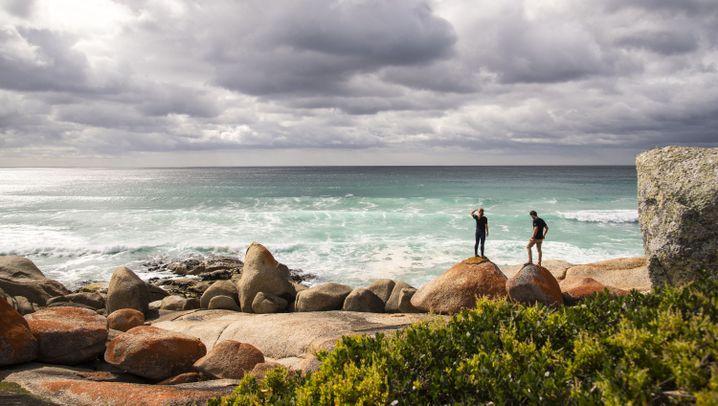 Wukalina Walk auf Tasmanien: Weg der Ureinwohner