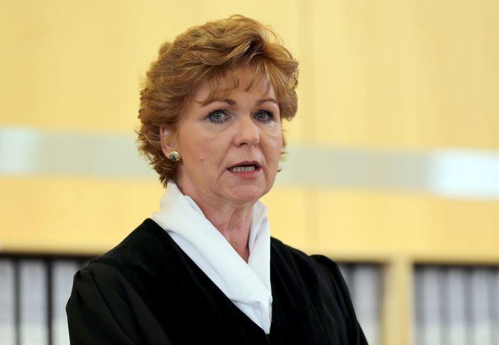 Vorsitzende Richterin Barbara Havliza
