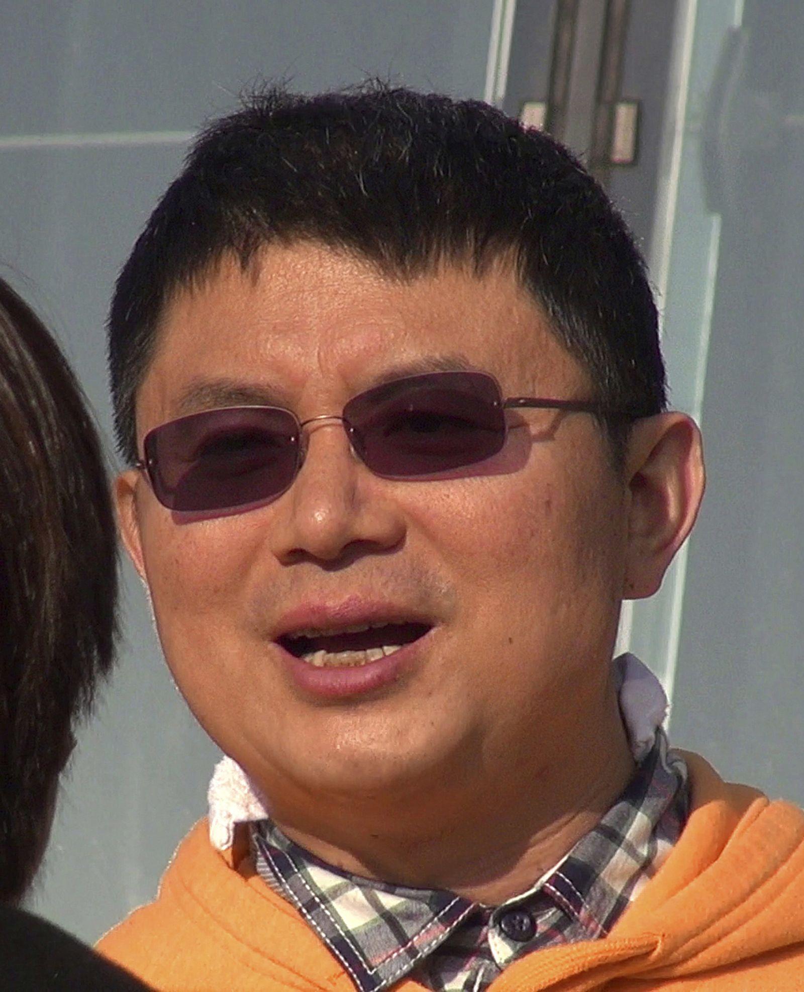 Milliardär und Geschäftsmann Xiao Jianhua