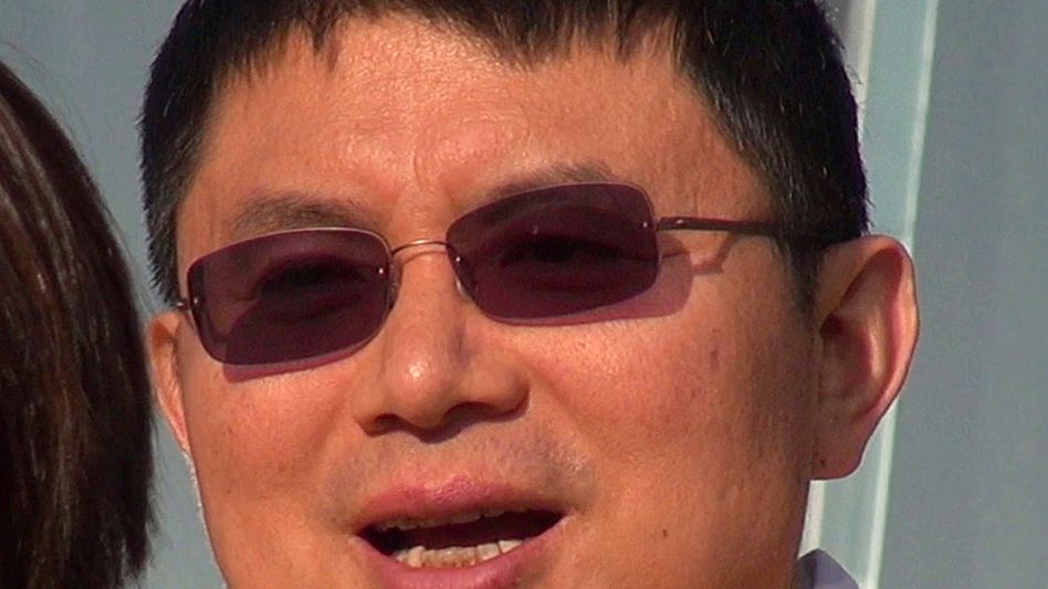 Multimilliardär Xiao Jianhua (im Dezember 2013)