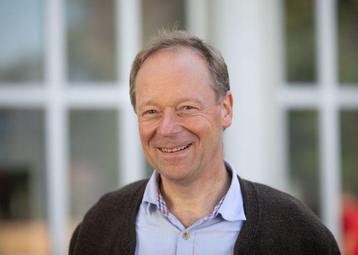 Ansgar Wucherpfennig, Rektor der katholischen Hochschule Sankt Georgen