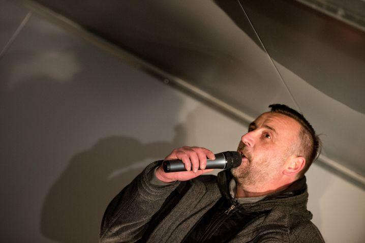 Pegida-Chef Lutz Bachmann: Ex-Knacki ruft nach dem starken Staat