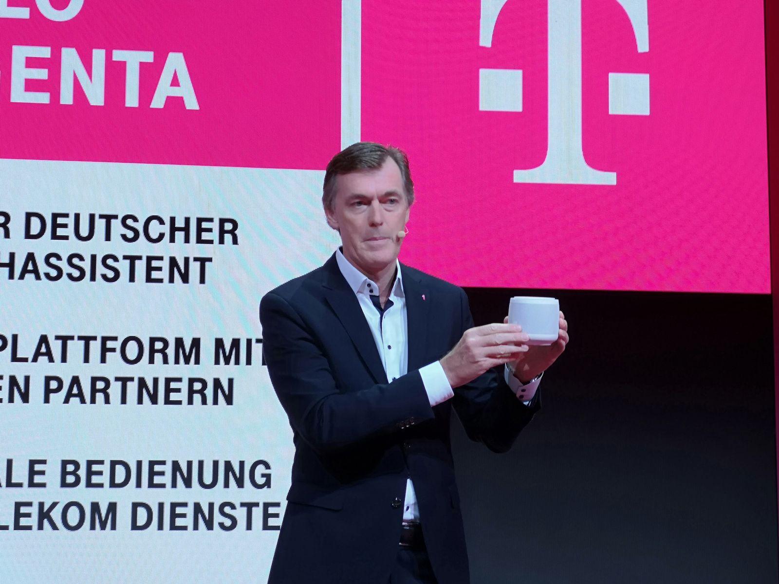 Telekom Smartspeaker