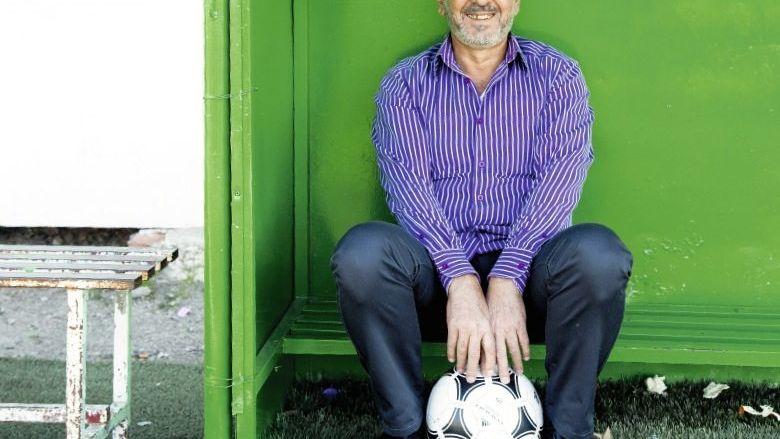Fußballtrainer Mohsen