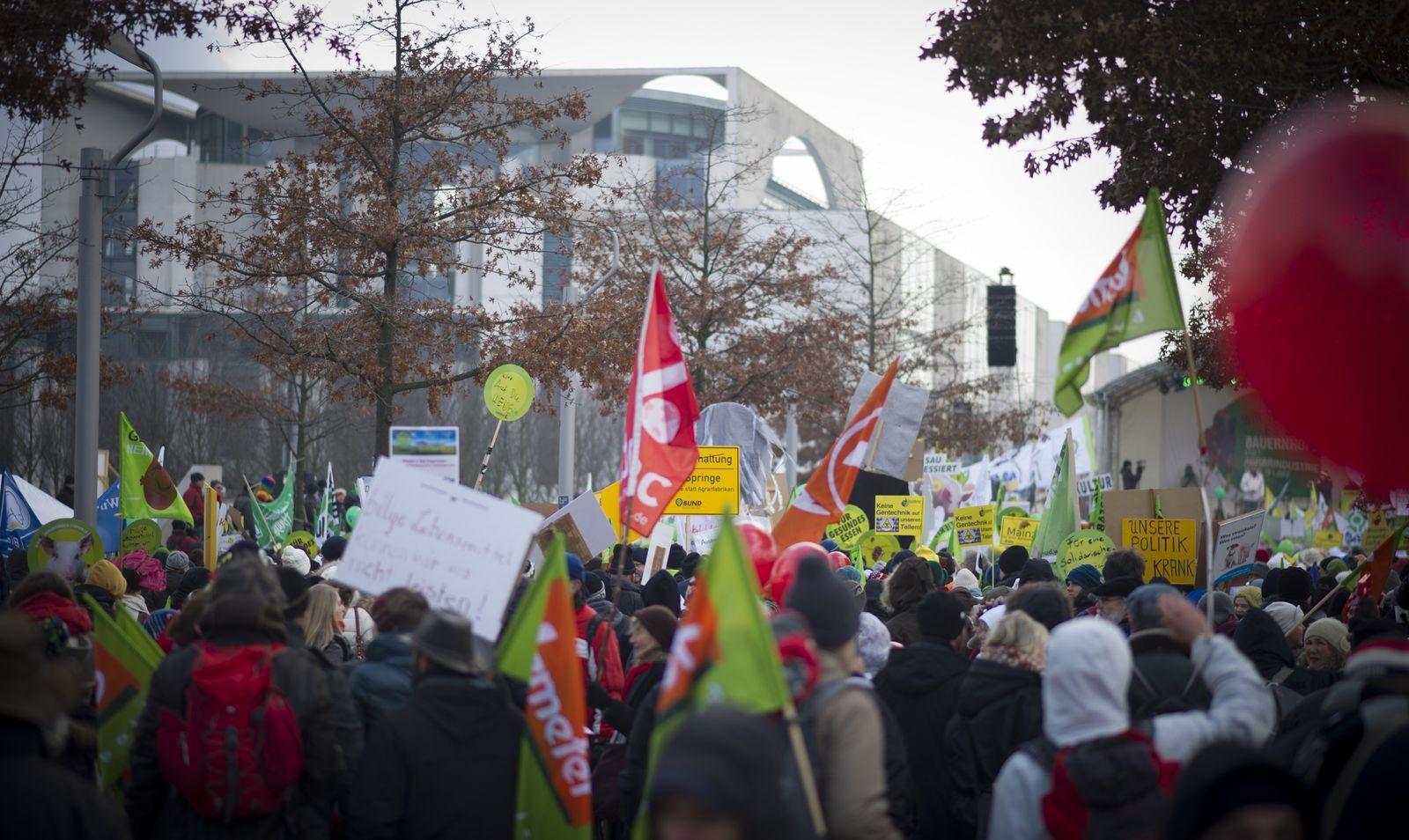 NICHT VERWENDEN Agrar/Landwirtschaft/Proteste
