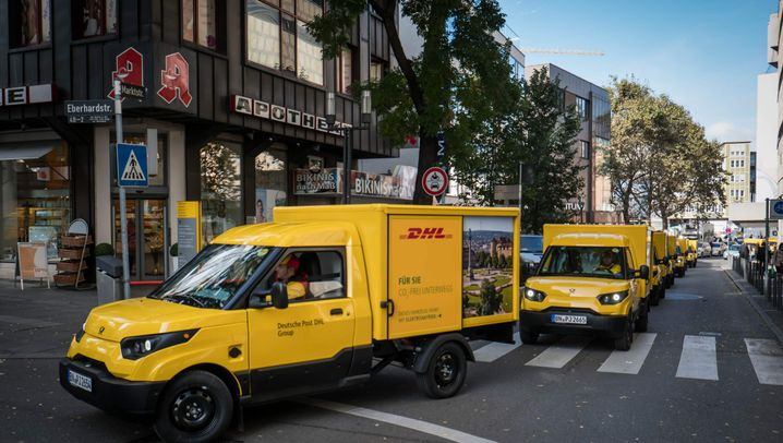 StreetScooter: Elektronische Post