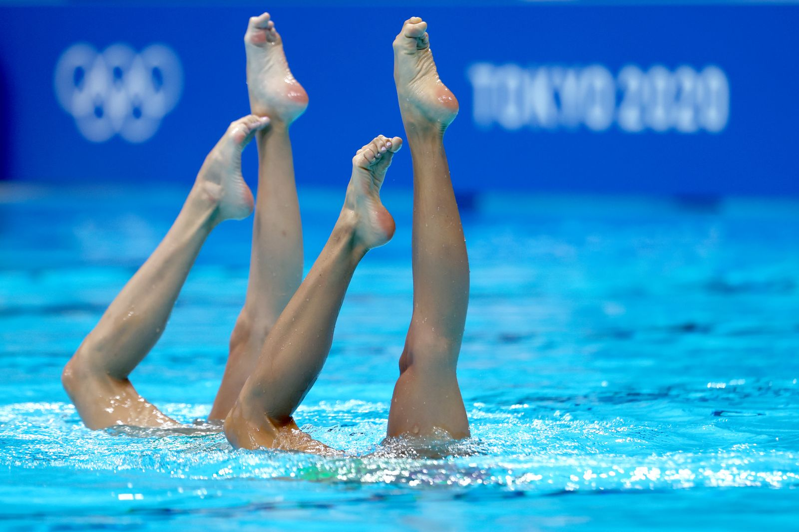 Artistic Swimming - Olympics: Day 11
